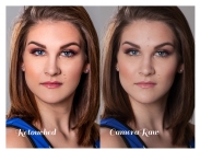 Before After Retouch Mac